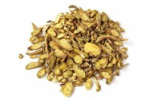 Huang Qin 黄芩 (Radix Scutellariae)