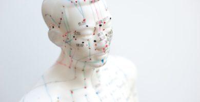 moqueta para acupuntura china