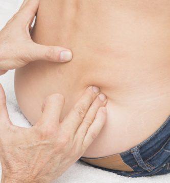 masaje de cintura