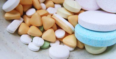 pastillas de medicamentos