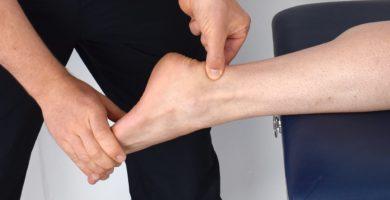 dolor de articulacion del pie