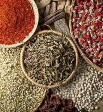hierbas de medicina tradicional china