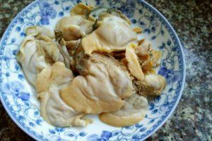 Bang Rou 蚌肉 Crostaroa plicata(Leach)